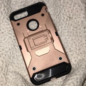 Accessories - Rose Gold iPhone 7+ Case